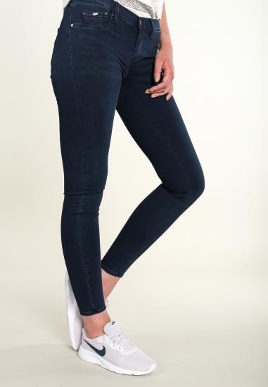 Spodnie jeansowe slim fit GAS