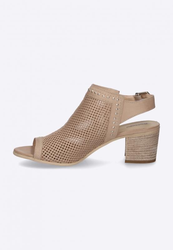 Sandały z ażurową cholewką Nero Giardini