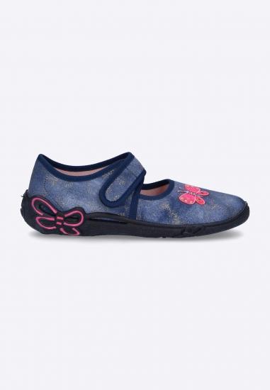 Pantofle dziewczęce w...