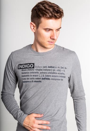 T-shirt z nadrukiem Gas -...