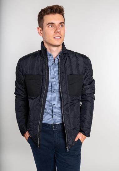 Pikowana kurtka ze stójką Calvin Klein