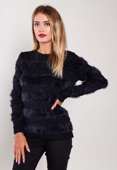Sweter w paski Gas - 002200...