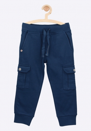 Spodnie z dzianiny z...