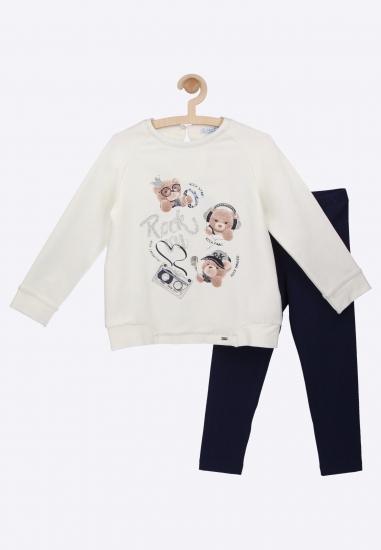 komplet bluza + legginsy...