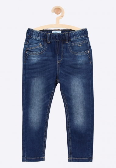 Chłopięce spodnie jeansowe...
