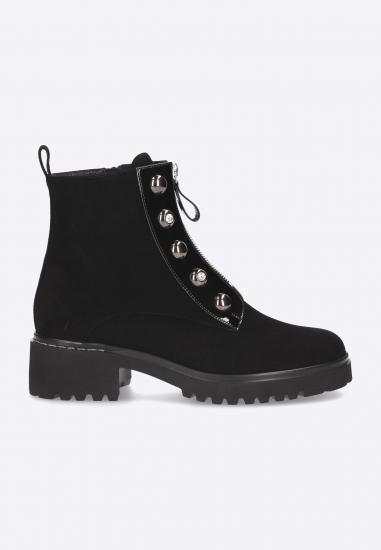 Zamszowe buty Zocal