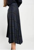 Spódnica w kratkę Trussardi Jeans