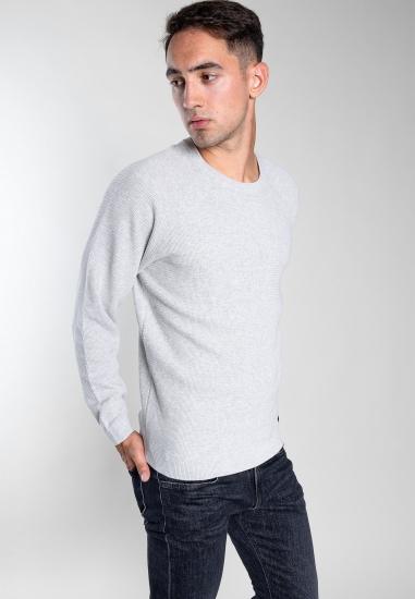 Bawełniany sweter basic Lee...