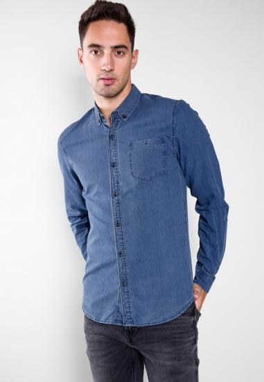 Koszula jeansowa Garcia...