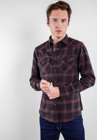 Koszula w kratę slim fit...