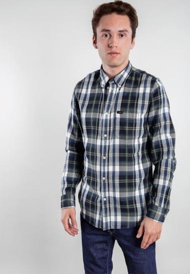 Bawełniana koszula w kratę regular fit Lee