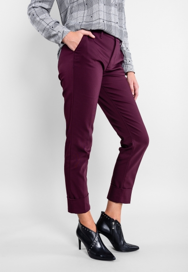 Spodnie cygaretki Pierre Cardin