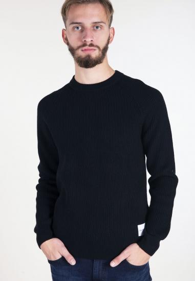 Wełniany sweter basic...