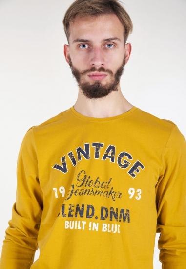 Bawełniana koszulka z nadrukiem Blend