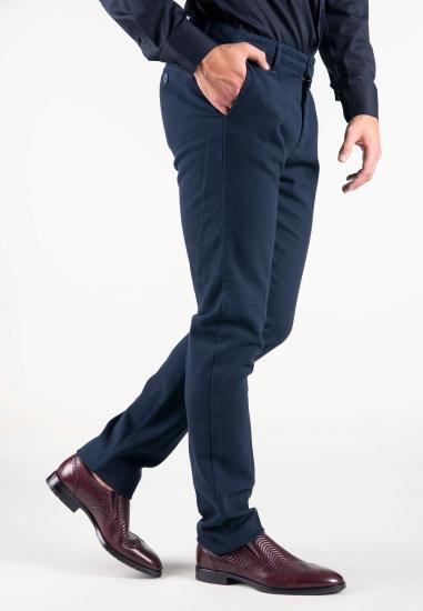 Klasyczne spodnie z bawełny Armata Di Mare