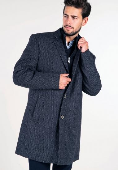Płaszcz z dodatkiem wełny...
