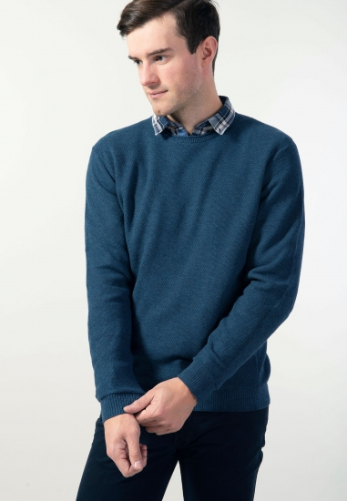 Sweter basic Redmond -...