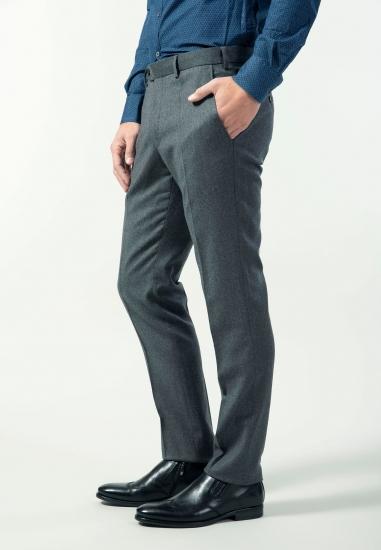 Klasyczne spodnie regular z...