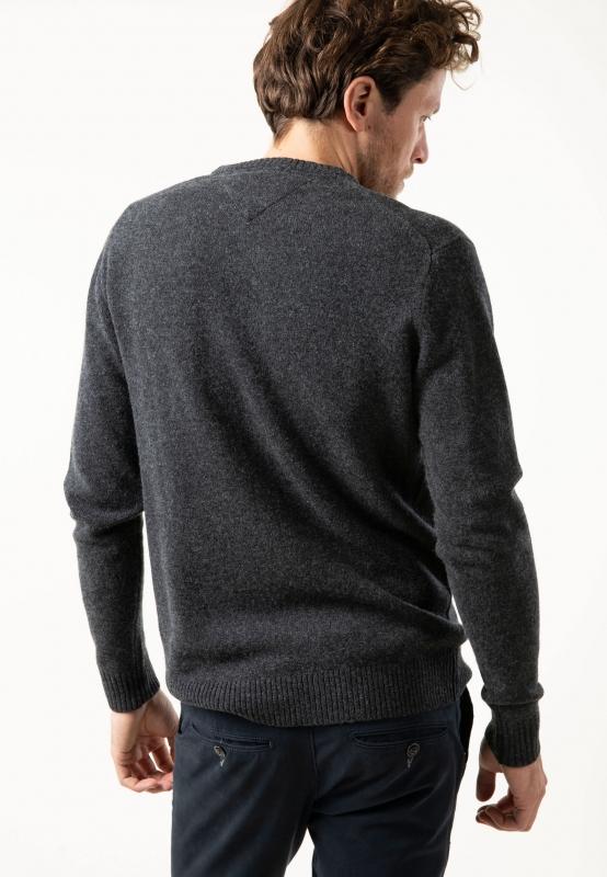 Wełniany sweter Tommy Hilfiger