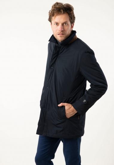 Płaszcz z kołnierzem Roy