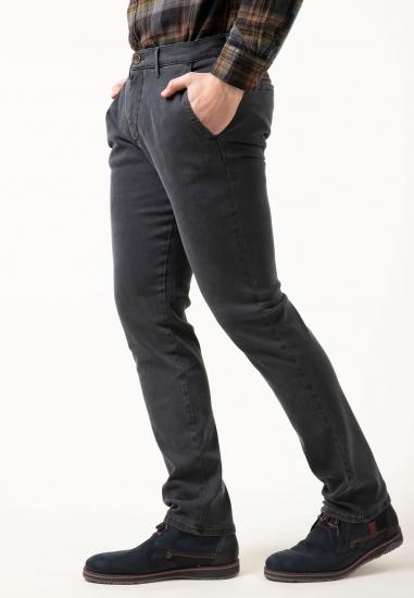 Spodnie z denimu Pionier