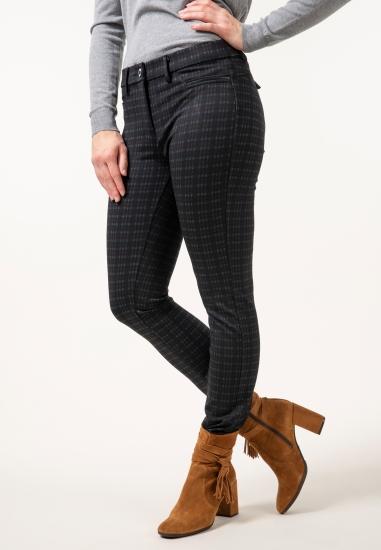 Spodnie z elastycznej...