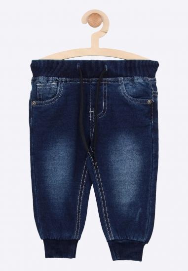 Cieniowane spodnie mini Yorus
