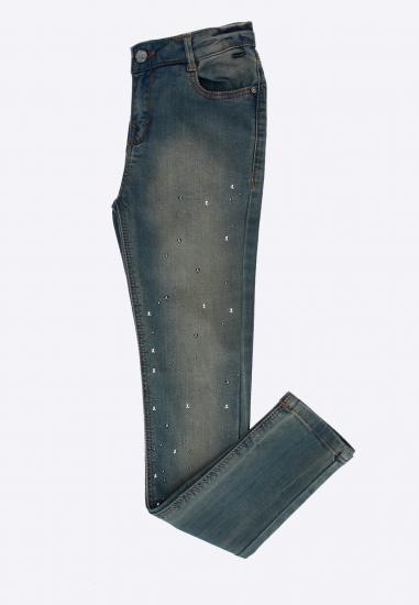 Cieniowane spodnie Mayoral