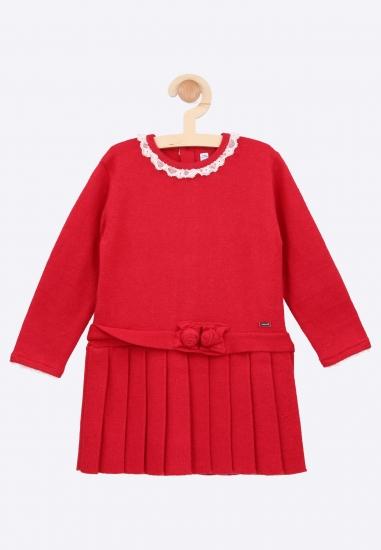 Dzianinowa sukienka Mayoral...