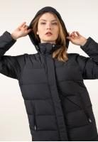 Puchowa kurtka z kapturem Calvin Klein