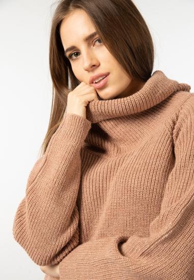 Sweter z golfem Main&Land