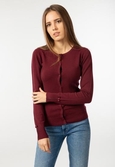 Sweter ARTIGLI - 006BORDO