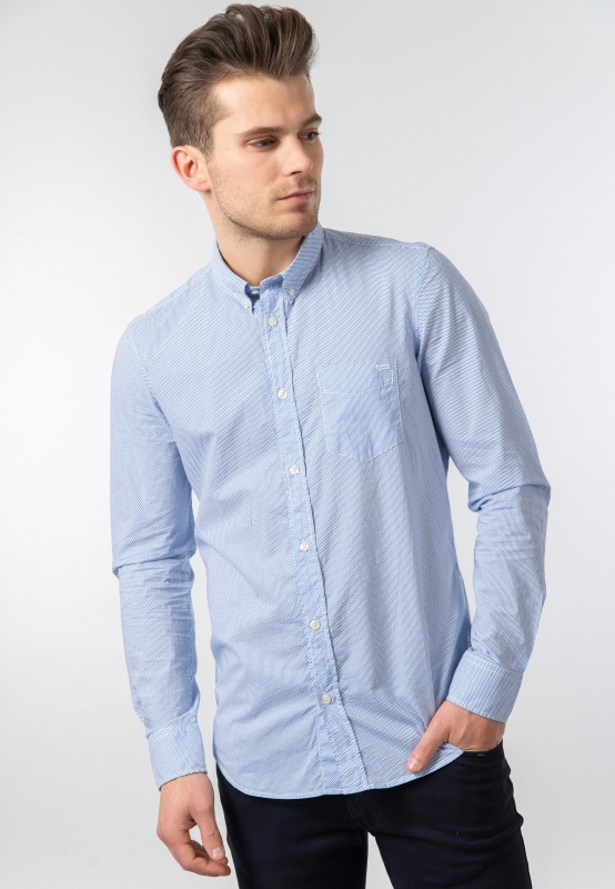 Koszula męska slim fit GAS