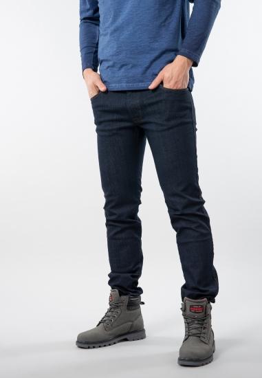 Spodnie jeansowe Bugatti -...
