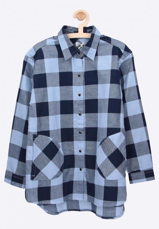 Koszula w kratkę Melby