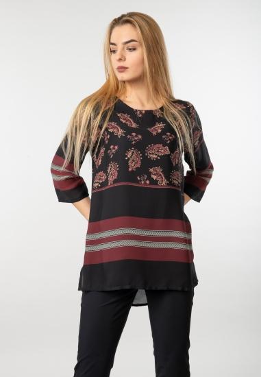 Wzorzysta bluzka Lara Prince