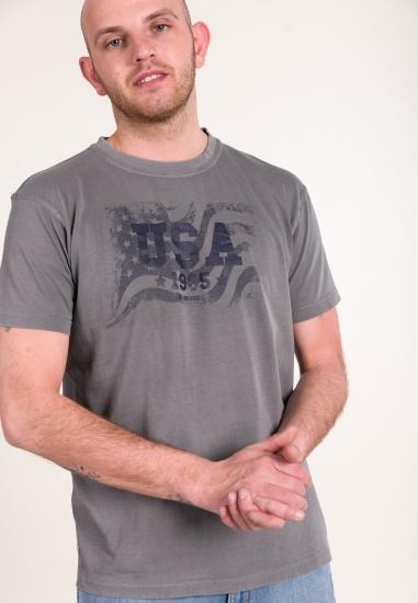 T-shirt z nadrukiem Be Board