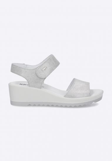 Sandały damskie na koturnie IGI&CO