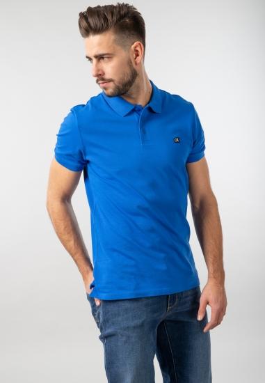 T-shirt męski polo Calvin Klein