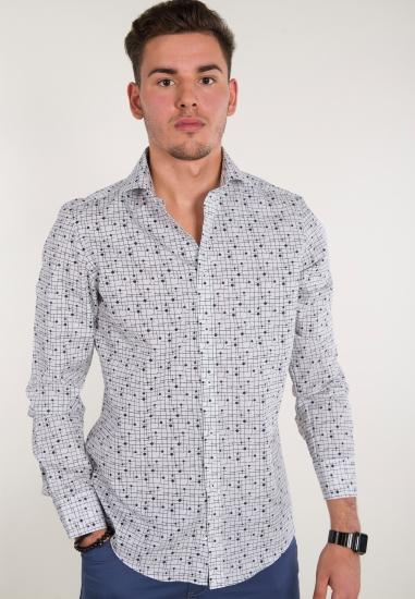 Koszula we wzory VENTI -...