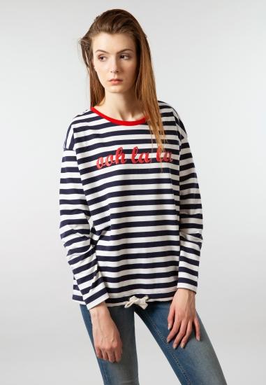Bluza damska w paski Blend