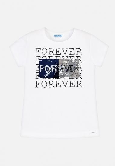 Koszulka dziewczęca z...
