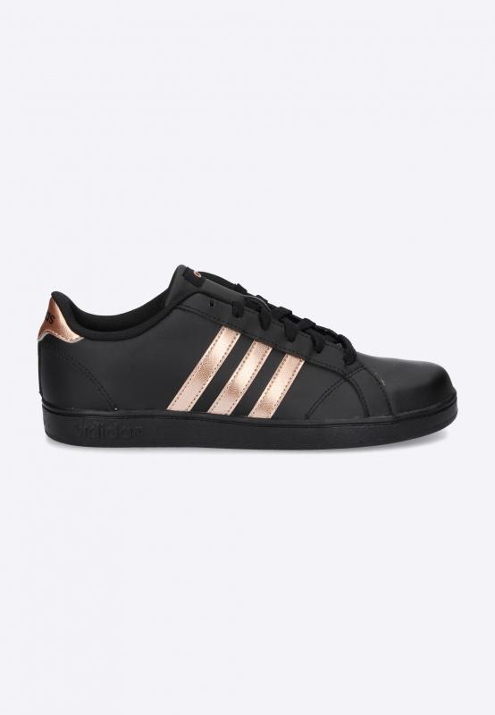 buty adidas baseline damskie czarne