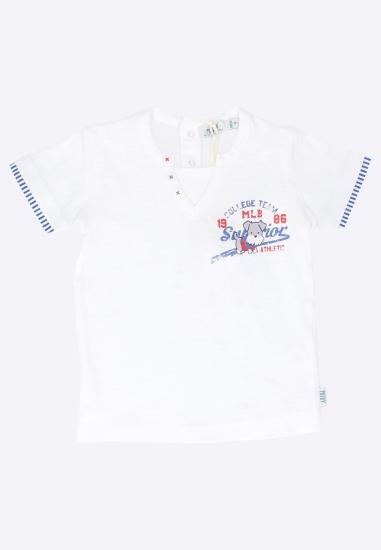 Chłopięcy t-shirt Melby