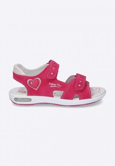 Sandały dziewczęce na rzepy...