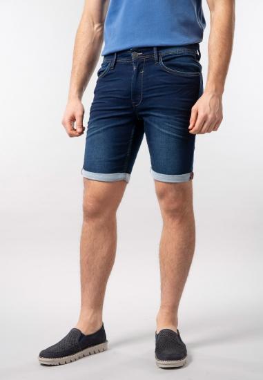 Męskie bermudy jeansowe Blend