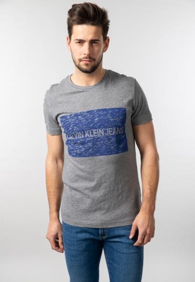 Męski t-shirt z nadrukiem...