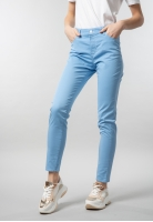 Spodnie damskie slim fit Pioneer