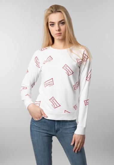 Bluza damska z napisami...