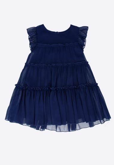 Sukienka IDO - 0073854 GRANAT
